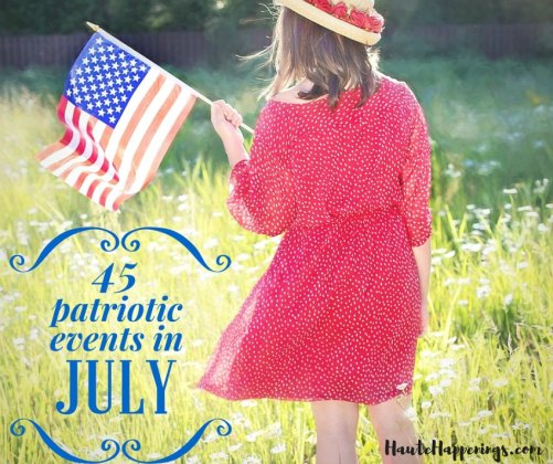 July events in Terre Haute
