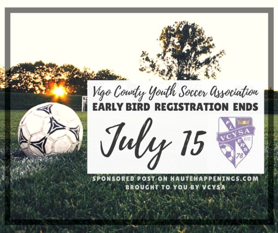 Vigo County Youth Soccer Association Registration Information