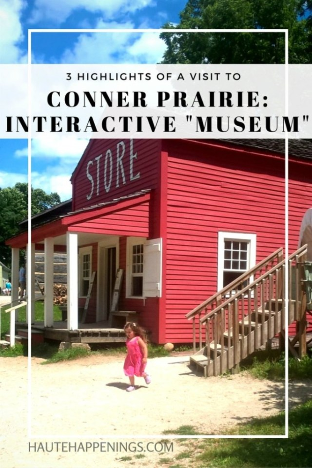 Indiana Road Trip Idea! Explore Living History at Conner Prairie