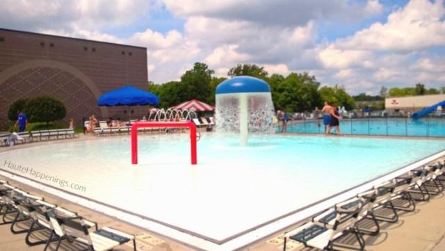 Fishers YMCA Outdoor Pool