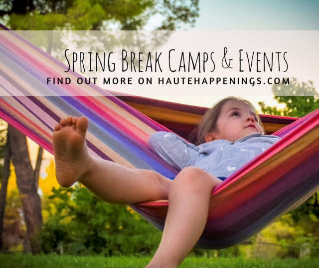 Clay County and Vigo County Spring Break Camps