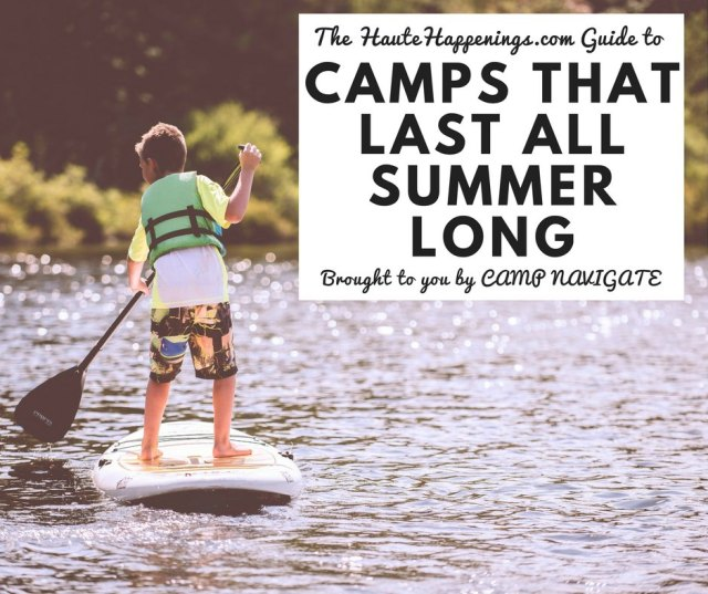 Summer-long camp options for Terre Haute and the Wabash Valley