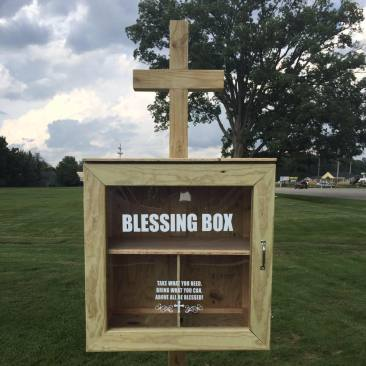 Blessing Boxes in Terre Haute and the Wabash Valley
