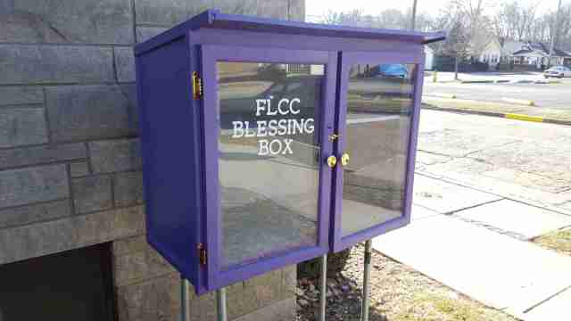 Clay County Blessing Box Locations