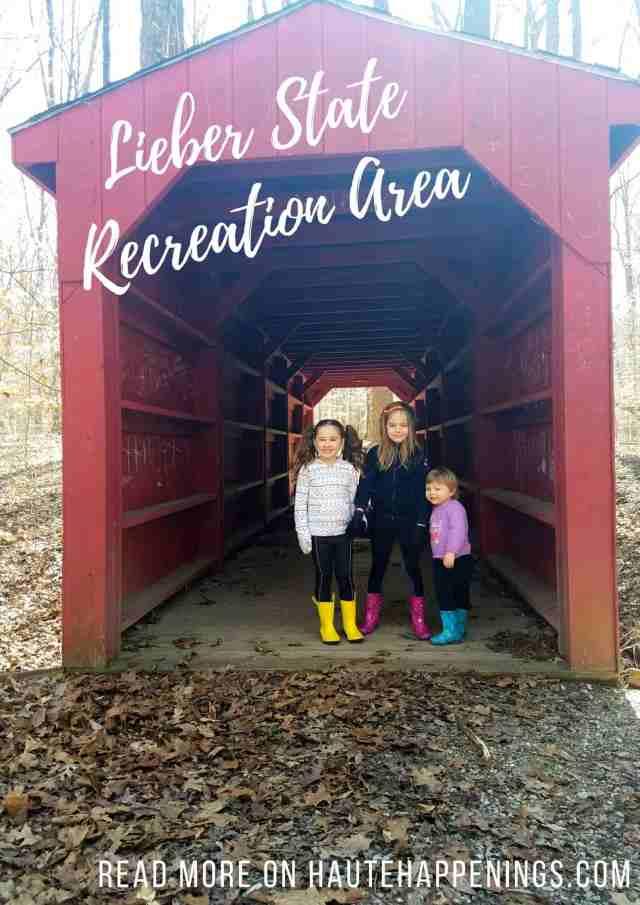 Lieber State Recreation Area in Indiana