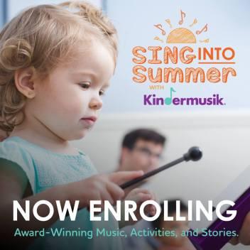 Summer classes at KinderCenter