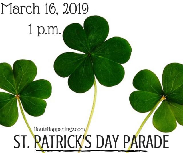 St. Patrick's Day Parade in Terre Haute