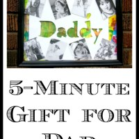 5-Minute Gift for Dad