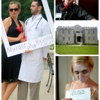 MURDER at the Haunted Castle: Murder Mystery Dinner Scripts, Tips, & Ideas