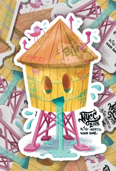 WATERTOWER-XL-NYCC-STICKER-STACK