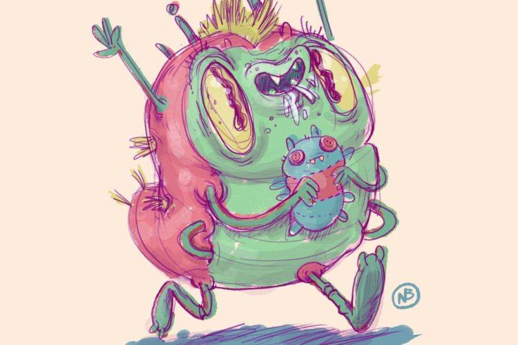 Buggy Doodle
