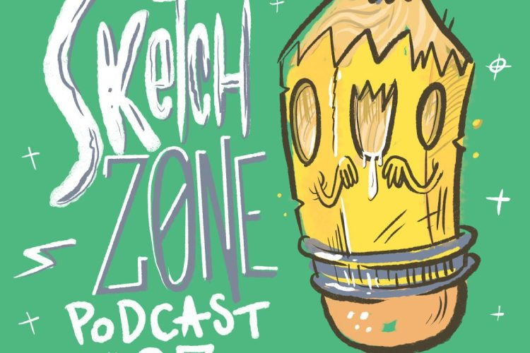 Sketch Zone Podcast Interview: That New Mac Smell
