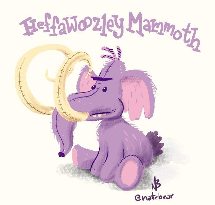 Heffawoozley Mammoth