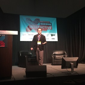Build Your Own Website talk at SXSW, Austin 2015