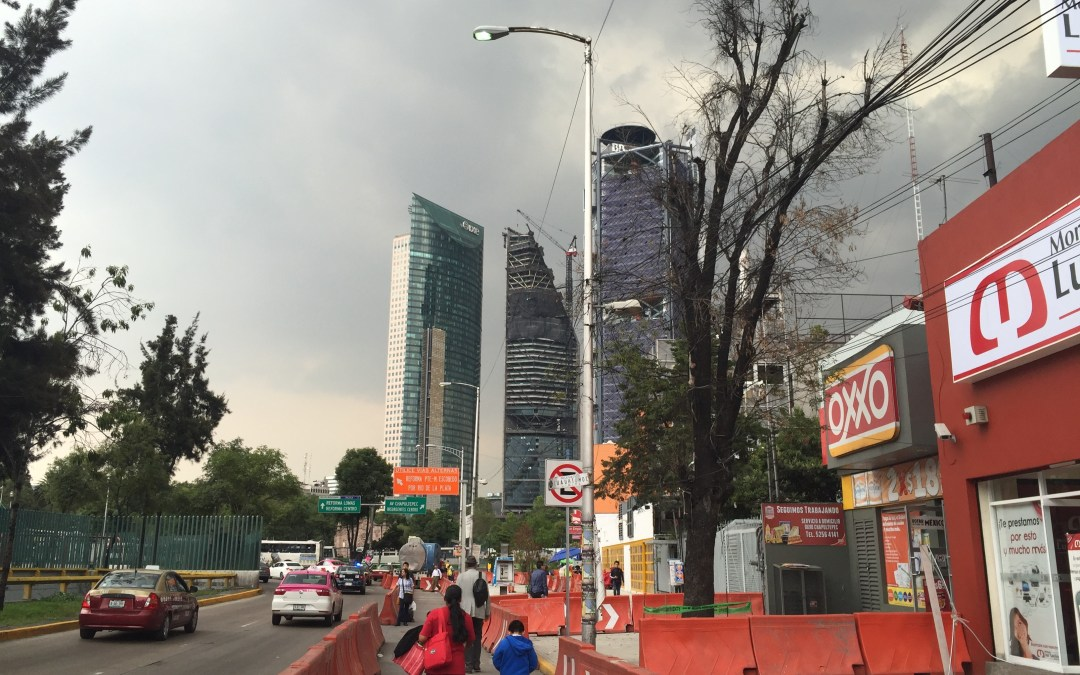 Seeing The Future of Tech in Mexico City