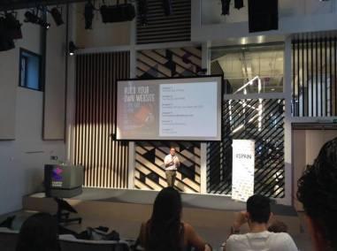 XSpain at Google Campus, Madrid 2016
