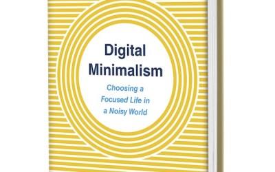Minimalists Revolt: Cal Newport on Saving our Digital Discourse