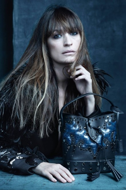 Caroline de Maigret  for Louis Vuitton by Marc Jacobs