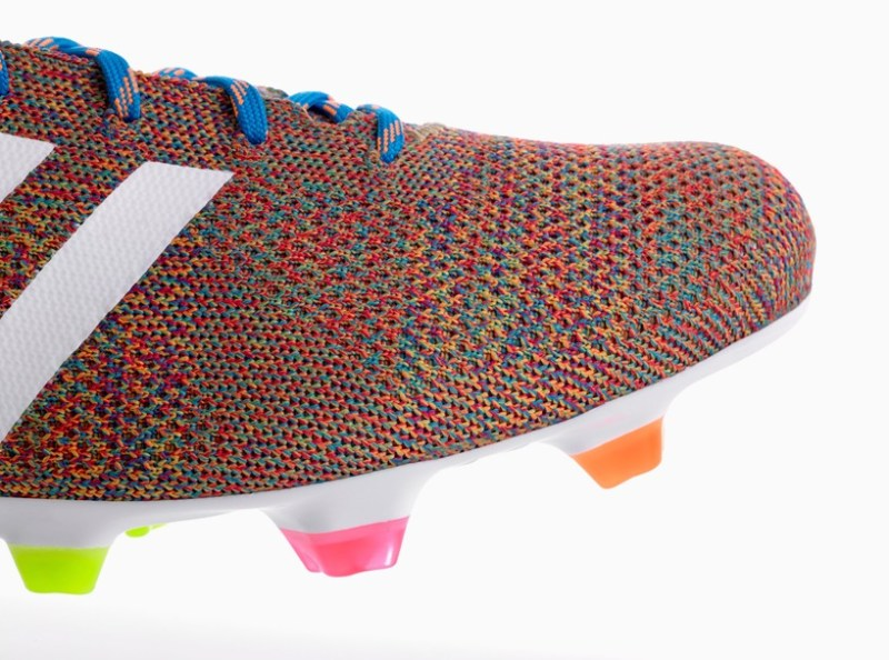 adidas | World's First Knitted Football Boot