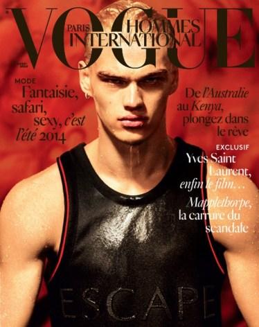 Vogue Hommes International Spring/Summer 2014