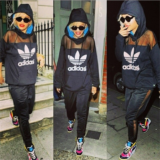 Rita Ora for Adidas Originals