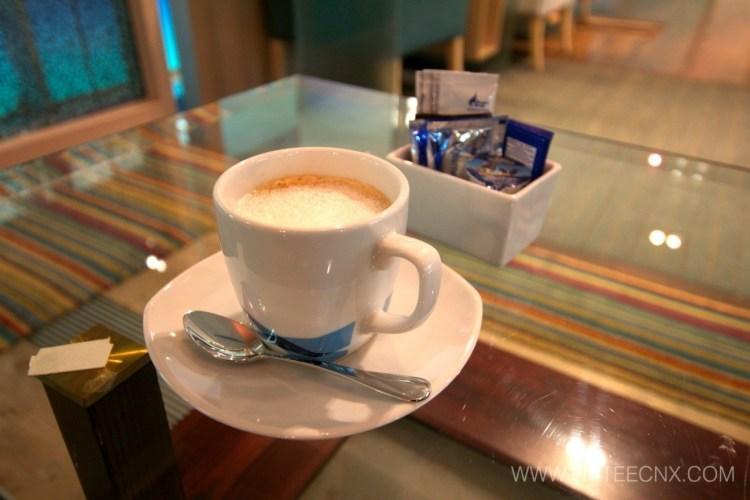 Bangkok Airways - Blue Ribbon Club Lounge (Suvarnabhumi International Airport - BKK)
