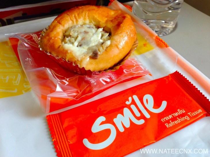 รีวิว   สายการบินไทยสมายล์แอร์ (Thai Smile Air)