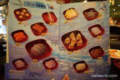 NEO SUKI MENU : เมนูอาหาร ภัตตาคารนีโอสุกี้
