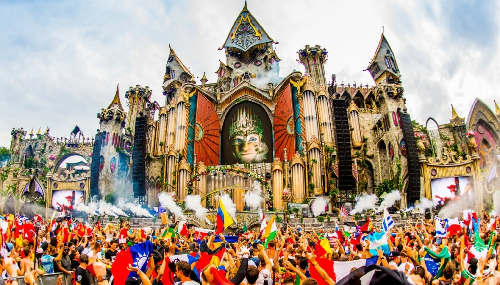 Tomorrowland Belgium 2015 Live Set Videos