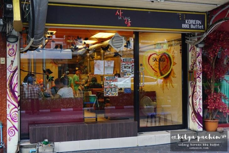 Salang Korean BBQ Buffet, Phaya Thai