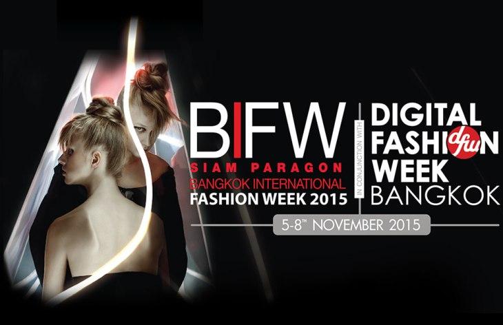 BIFW 2015 | Bangkok International Fashion Week 2015