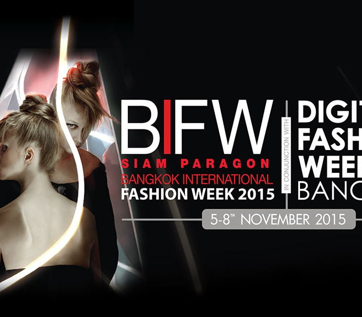 BIFW 2015 | Bangkok International Fashion Week 2015
