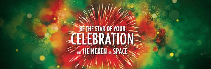 The Heineken Space - All Beer Garden Bangkok 2015