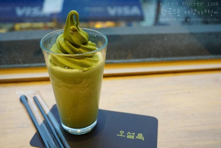 Fredo Green Tea (오설록 녹차오프레도) 오설록티하우스 인사동점 | O´sulloc Tea House, Insa-dong