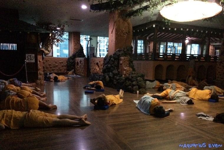 Blue Ocean Sauna, Songdo Incheon