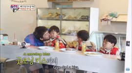 Song Triplets at N.Y.Bagel n' Cream Cheese
