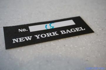 N.Y.Bagel n' Cream Cheese