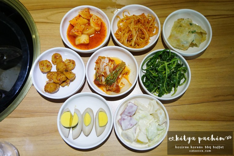 Banchan   KoSiRae Korean BBQ Restaurant