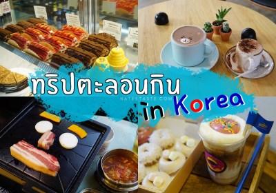 ทริปตะลอนกินอินโคเรียกับกิตยาพาชิม ฉบับปี 2017 : KityaPaChim in Korea Trip 2017 [Part 1]