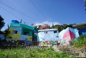 Jeonju Jaman Mural Village