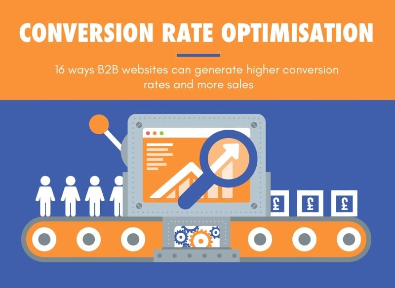 Infographic: 16 Ways to Improve Your Website Conversion Rates