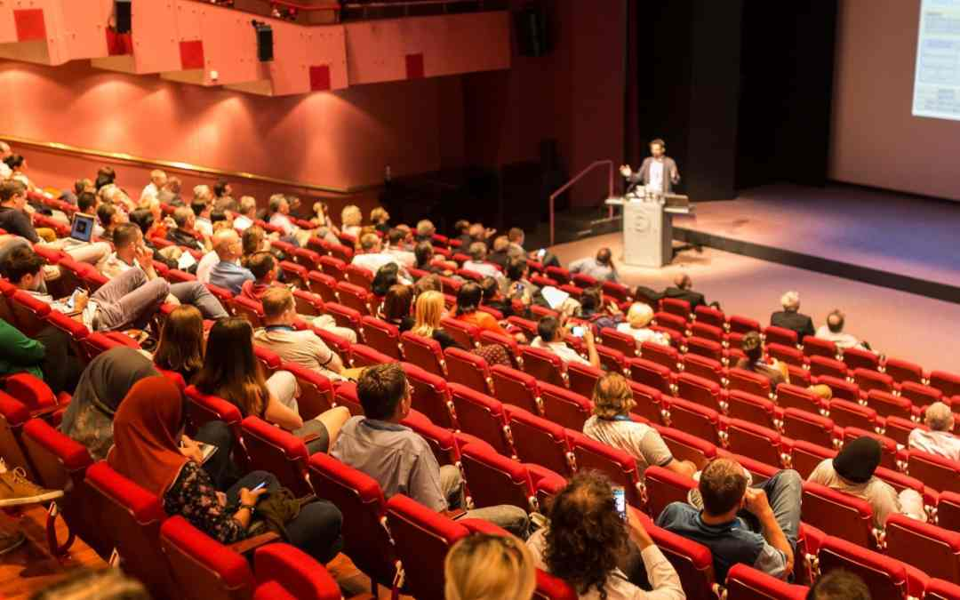 Upcoming Author Conferences (June 2021)