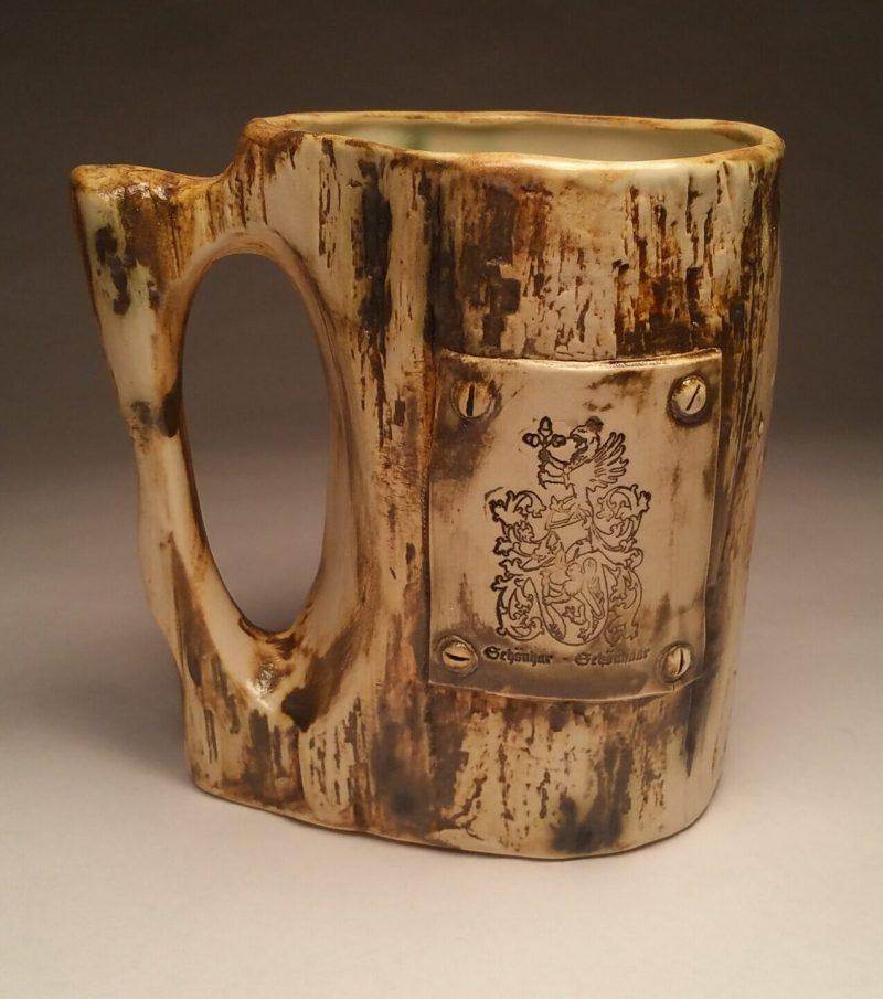 Custom Last name mug