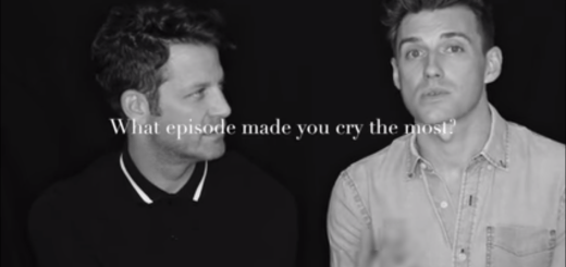 Nate and Jeremiah Cried at Episode