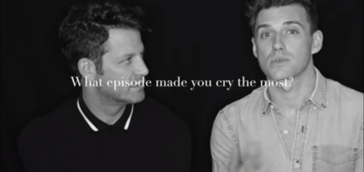 Nate And Jeremiah Cried Watching Episodes Of Season 2 Nate And