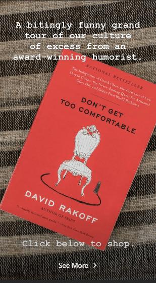 Nate Berkus Instagram David Rakoff