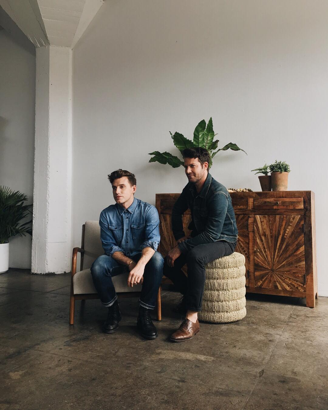 Nate and Jeremiah annoucement