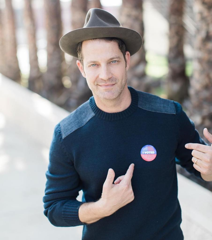 Nate Berkus Election Day