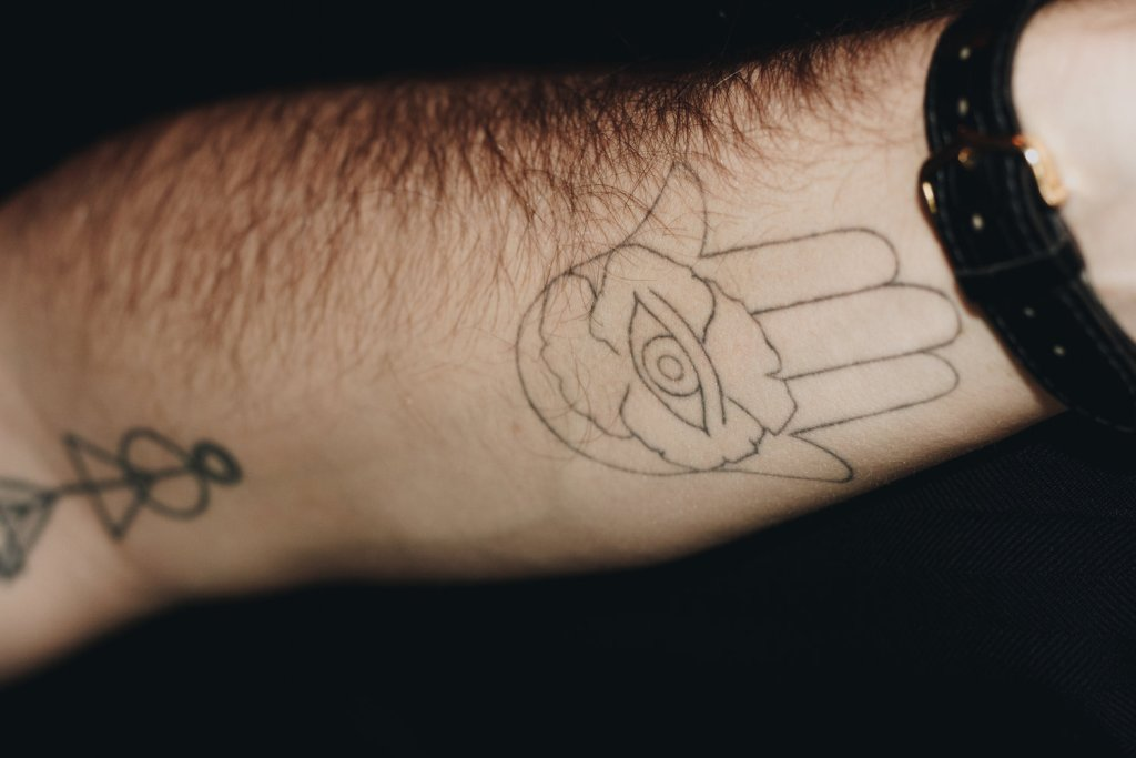 Jeremiah Brent Tattoo