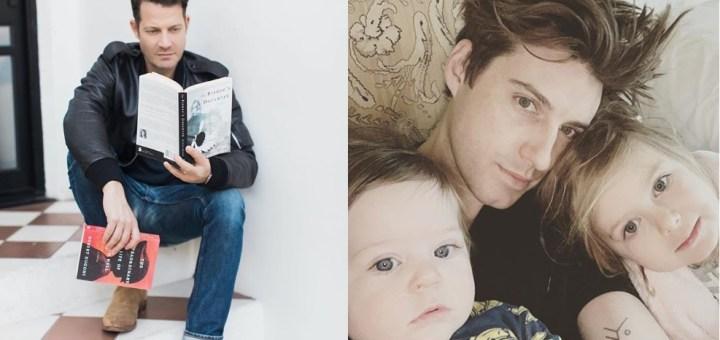 Nate Berkus New Year with Family